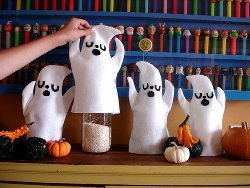 Ghostly Jar Cozies