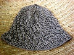 e507154b3d5 Cute Spiral Rib Cap