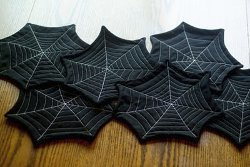 Spiderweb Spread Table Runner