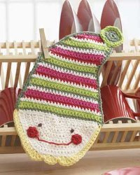 Elf Dishcloth