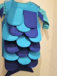 Fun Fish Costume for Toddlers