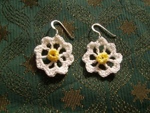 Daisy Daisy Earrings