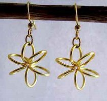 Spring Flower Earrings