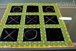Tic Tac Toe Play Mat