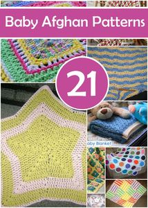 26 Baby Afghan Patterns