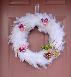 Glitz and Glam Christmas Wreath