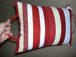 Quilted Picnic Pillows