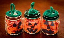 Baby Jar Pumpkins