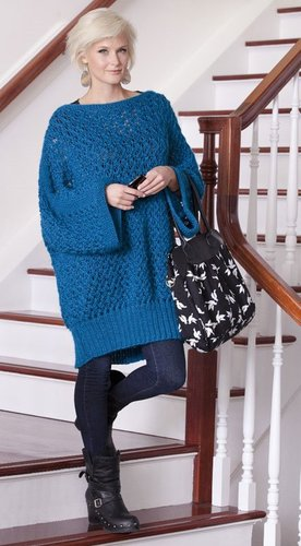 Sassy Knit Tunic