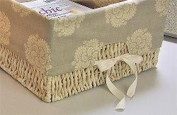 French Desk Set Basket Liner
