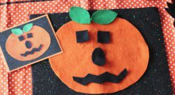Fun Jack O Lantern Game for Kids
