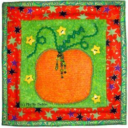 Mini Pumpkin Quilt Favequilts Com