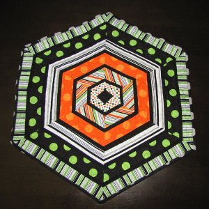 Spooky Spiderweb Quilt Favequilts Com