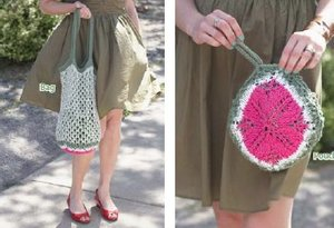 Melon Pocket Bag