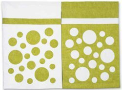 Easy Polka Dot Pillowcase