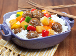 Easy And Tangy BBQ Meatballs