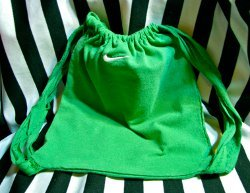DIY Drawstring Backpack