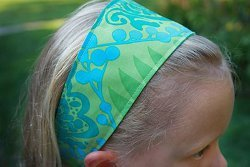 Simple Headband Tutorial