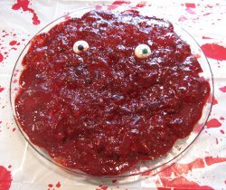 Creepy Blood Jello