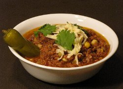Flavorful Slow Cooker Chili