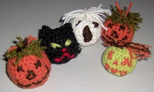 Halloween Cat Toy