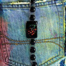 Poppy Fields Bracelet