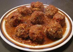 Mamas Slow Cooker Meatballs