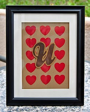 Fill You With Love Frame