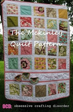 The McKinley Baby Quilt