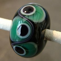Wiggle Dot Glass Bead Tutorial