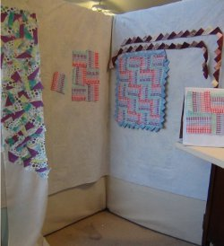 Make Your Own Quilt Design Wall with Video Tutorial | FaveQuilts.com : how to make your own quilt - Adamdwight.com