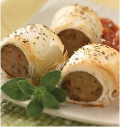 Chicken Sausage Appetizers