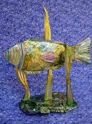 Soda Can Fish Art
