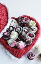 Life is Like a Box of Crochet Chocolates