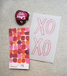 Kiddie Color Theory Valentines