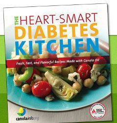 The Heart-Smart Diabetes Kitchen Cookbook Review
