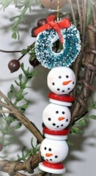 21 Beaded Ornament Patterns You Cant Beat