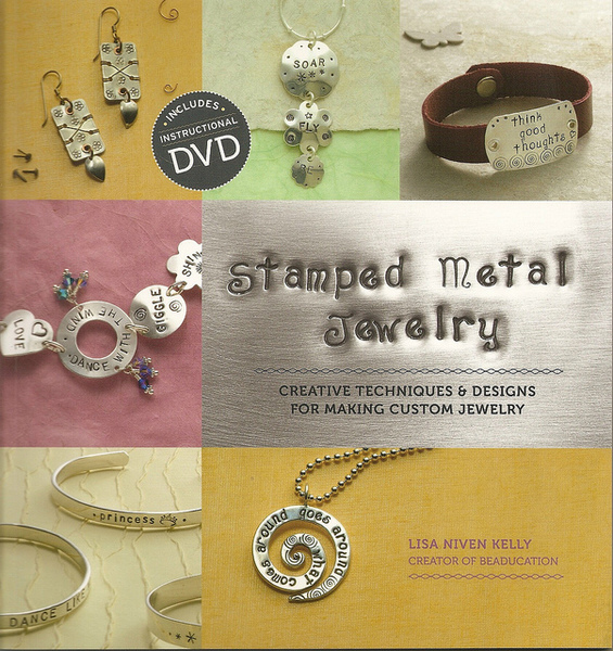 Stamped Metal Jewelry Book