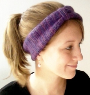 23 Knit & Crochet Ear Warmer Patterns | FaveCrafts.com