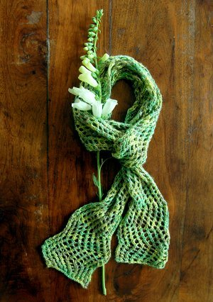Easy Knitting Scarf Patterns For Beginners Free Crochet Scarf