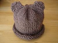 Baby Bear Newborn or Preemie Hat