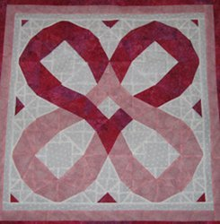 Double the Love Valentine's Quilt
