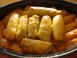 Ukrainian Cabbage Rolls