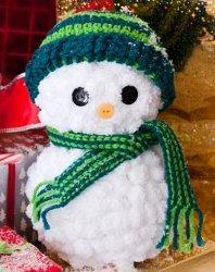 Sparky the Snowman