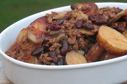 Cowboy Casserole for the Slow Cooker