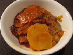 Ham and Potato Slow Cooker Casserole