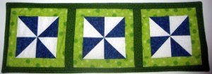 Beginners Pinwheel Table Runner Quilt-Along: Introduction