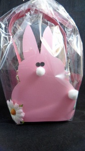 Easter Bunny Treat Box
