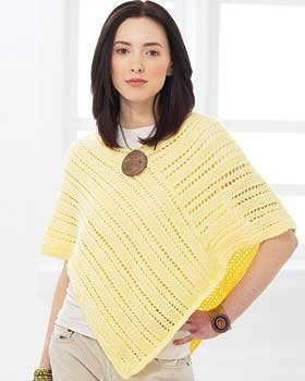 Basic Summer Poncho