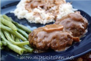 Old Fashioned Salisbury Steak